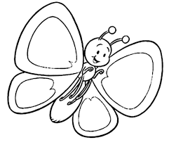 Happy Color Sheets For Kids Perfect Coloring Page Ideas