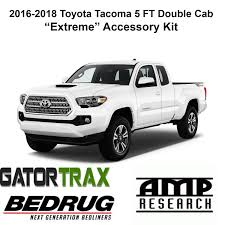 Amazon.com: Gator 2016-2018 Toyota Tacoma 5 FT Double Cab Accessory ... Toyota Truck Accsories Catalog Car Tunes Vehicle Accsories Lift A Shooters Tacoma Becomes A Otographers Base Premium Rear Bumper Fab Fours Amp Research Bedxtender Hd Moto Bed Extender 052015 Covers Hard 2018 Toyota Tacoma Accsories Youtube Raven Install Shop Bushwacker Pocket Style Fender Flares 22015 Supercharged2002 2002 Xtra Cab Specs Photos All Products Pure Parts And For