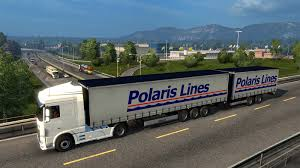 100 Euro Truck Simulator 3 SCS Softwares Blog 2 Open Beta Ver 128