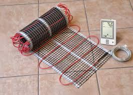 mats how to install heated tos diy cost floors flooring ceramic