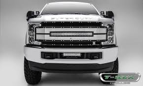 Bold New 2017 Ford Super Duty Grilles Now Available From T-Rex ... Custom Ford Grill 1996 Ford F250 Youtube Truck Accsories Defenderworx Home Page New Grille Options For The Chevrolet Silverado 1500 2016 2017 Toyota Tacoma Mesh Bezels By Customcargrills 2006 Chevy Grilles Old Photos Explorer Is Beaming Confidence With Trex Replacement 072013 Billet Grills Your Car Truck Jeep Or Suv 2013 Dodge Ram Coffman Auto Glass Trim Photo Gallery Inserts Grills And