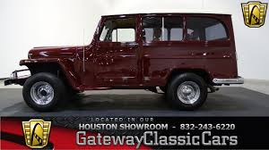 100 Willys Jeep Truck For Sale Classic Car 1962 In Harris County TX