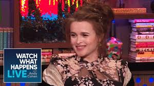 100 Meghan Carter Helena Bonham On Asking Prince William To Be Her