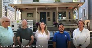 100 Victorian Home Renovation Tour The MN Net Zero Certified
