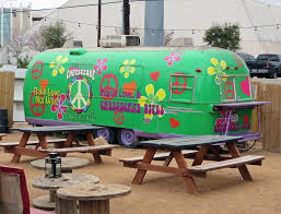 100 Austin Texas Food Trucks Rainey Street Truck Court The Celia Jacobs Cheesecak Flickr