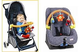 arche pour siege auto arche pour poussette et transat playgro amazon fr bébés