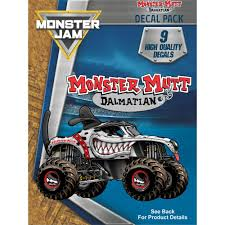 Monster Mutt Dalmatian Truck Decal Pack - Monster Jam Stickers ... Monster Trucks Wall Stickers Online Shop Truck Decal Vinyl Racing Car Art Blaze The Machines A Need For Speed Sticker Activity Book Cars Motorcycles From Smilemakers Crew Wild Run Raptor Monster Spec And New Stickers Youtube Build Rc 110 Energy Ken Block Drift Self Mutt Dalmatian Pack Jam Rockstar Sheets Get Me Fixed And Crusher Super Tech Cartoon By Mechanick Redbubble Ford Decals Australia