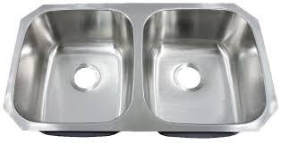professional home supply stainless steel double bowl undermounts