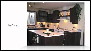 Menards Peel And Stick Mosaic Tile by Smart Tiles Kitchen Makeover Youtube