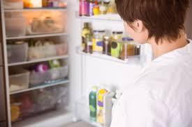 ranger les aliments au bon endroit dans frigo