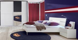 komplett schlafzimmer avanti 4 teilig mit 250cm schwebetürenschrank weiß neu