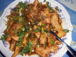 cuisiner les filets de poulet recette de filets de poulet au gingembre