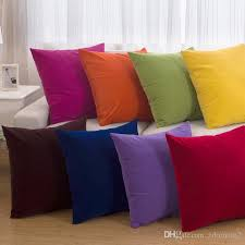 Red Decorative Lumbar Pillows by Luxury Cushion Cover Pillow Case Home Textiles Supplies Lumbar