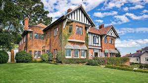 100 Houses For Sale In Bellevue Hill Terwar Tudor Federation Home