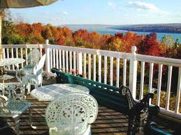 Bed and Breakfast Ithaca New York Lake Front Ac modations