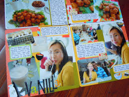 Maree Lawrence Pumpkin Patch by The Kitchen Table Scrapbook Layouts Ate By Ate Page 10