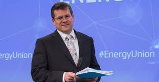 100 Sefcovic Launches Bid To Be EU Commission President