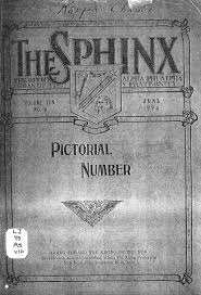 Omega Cabinets Waterloo Iowa Careers by The Sphinx Summer June 1924 Volume 10 Number 3 192401003 By