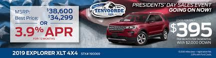 100 Ford Truck Locator Tenvoorde Dealership In St Cloud MN