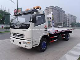 100 Tow Truck Flatbed 4x2 Dongfeng Wrecker Ing 2 Small S