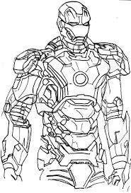 James Mathurin Art 3 Iron Mans