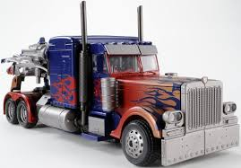 Amazon.com: Transformers DA-28 Striker Optimus Prime: Toys & Games