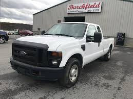 100 Light Duty Truck 2008 FORD F250 LIGHT DUTY TRUK FOR SALE 602919