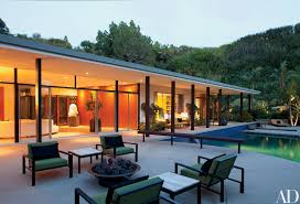 Grand Resort Keaton Patio Furniture by A Midcentury Home In Beverly Hills Receives A Modern