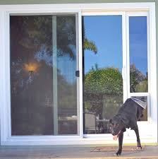 patio door dog door canada home design ideas