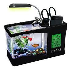 gadgets bureau usb desktop aquarium voor 22 50 megagadgets