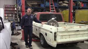 1977 Ford F100 Truck Restoration Update, Air Bag Suspension Kit ...