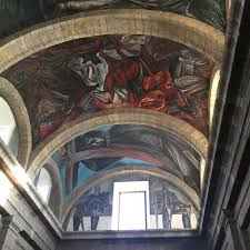 Jose Clemente Orozco Murales Hospicio Cabaas by Tales From Mexico 48 Hours In Guadalajara Belle Meets World
