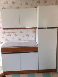 Original Retro Vintage Kitchen Cupboards Cabinets Units 1960s In Home Furniture