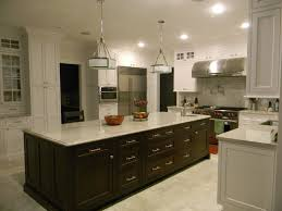 Omega Dynasty Cabinets Sizes by Dynasty And Omega Inset Kitchen With Dark Cherry Island