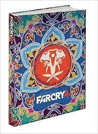 Far Cry 4 Collectors Edition Prima Official Game Guide Games 9781101897638 Amazon Books