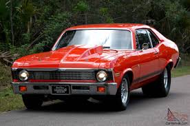 1972 Chevrolet Nova Base Coupe 2-Door 5.7L