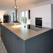 next125 küche glas matt lavaschwarz haus küchen küchen
