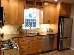 L Shaped Kitchen Layout Creative Exquisite Best Small Kitchens Ideas