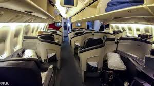 American Airlines Executive Platinum Desk by Flight Review American Airlines First Class U2013 Boeing 777 Dallas