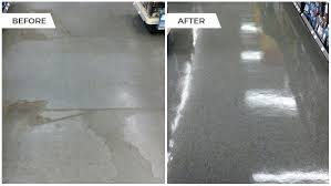 vct burnishing waxing tcs floors