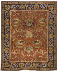 Vintage Arts & Crafts Carpet designed by Gavin Morton BB2911 by