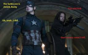 Incorrect Captain America Quotes Jerry Maguire Edition