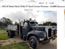 For Sale - 1961 Mack Diesel | For C Bodies Only Classic Mopar Forum