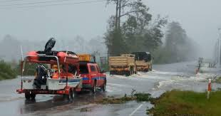 100 Truck Driving Jobs In Charlotte Nc Flash Flooding Up Close On The Road From To Wilmington WFAE