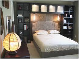 King Size Headboard Ikea Uk by Nice Your Bedroom Space With Book Shelf Headboard U2013 Modern Shelf