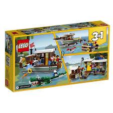 100 Lego Toysrus Truck LEGO Riverside Houseboat 31093 ToysRUs Singapore Singapores