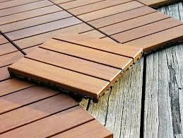 exotic hardwood deck tiles balcony tiles vancouver bc canada