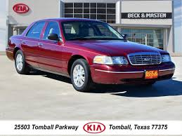 Used 2004 Ford Crown Victoria For Sale | Tomball TX | VIN ... 2018 Ford F150 Xlt Shadow Black Tomball Tx F250 Trucks For Sale In 77375 Autotrader Oxford White Used 2015 Edge Vehicles Aok Auto Sales Cars Porter Bad Credit Car Loans Bhph Inspirational Istiqametcom Buckalew Chevrolet Conroe Serves Houston Spring Community Support Involvement Used Ford Xl 4x4 At Wayne Akers P148885 2017 Explorer New And Crew Cab 4wd Trucks For Sale 800 655 3764 Super Duty Pickup City Ask Jorge Lopez