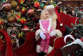 Stew Leonard Danbury Ct Christmas Trees by Tree Lightings And When To Meet Santa In Sw Ct In 2017