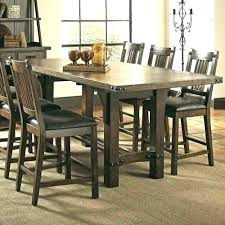 Rustic Counter Height Table Dining Set Sets
